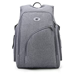 ECOSUSI Diaper Bag