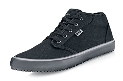 Shoes for Crews Arbeitsschuh Cabbie - Canvas Unisex schwarz