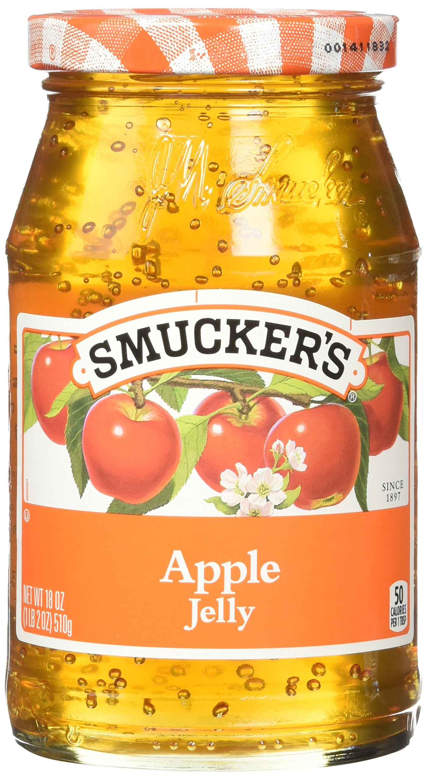Smucker's Apple Jelly, 18 Ounce