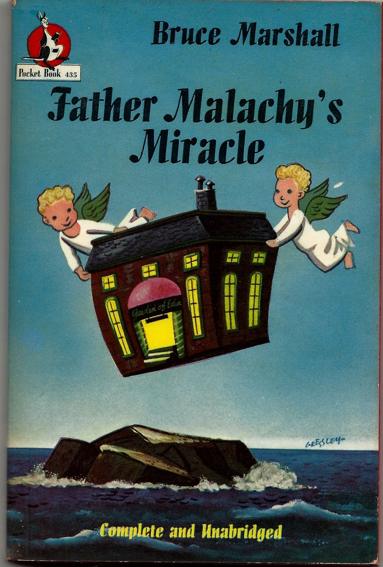 Father Malachy's Miracle, Marshall, Bruce