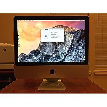 Amazon Com Apple Imac Mc309ll A 21 5 Inch Desktop Old