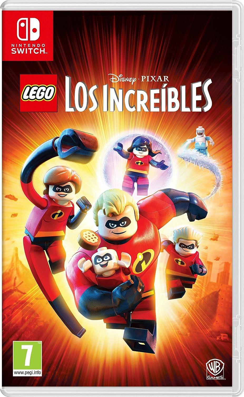LEGO Los Increíbles - Edición Estándar - Nintendo Switch: Amazon.es: Videojuegos