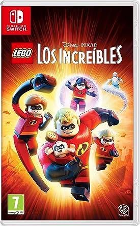 LEGO Los Increíbles - Nintendo Switch: Amazon.es: Videojuegos