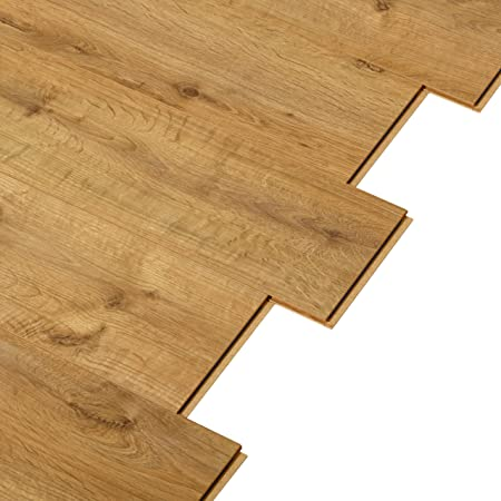 Vintage Collection 26370 Laminated Flooring Calgary Oak Country Home