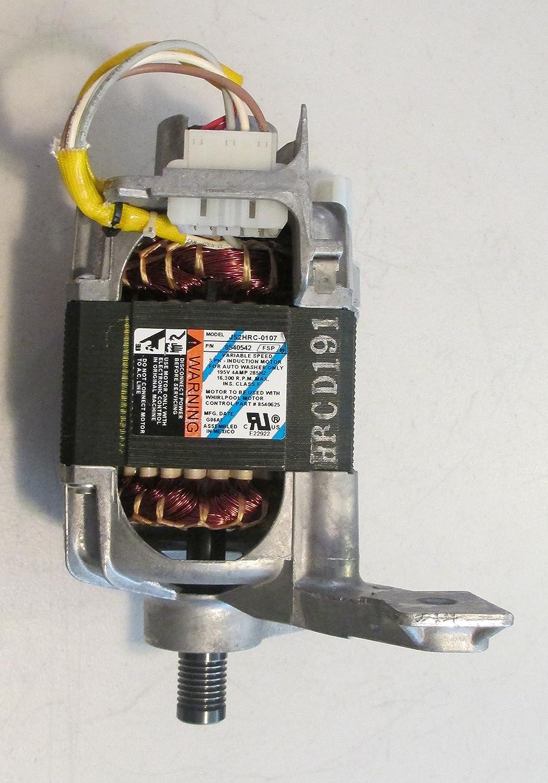 Kenmore Washer Motor Model J52hrc 0107 P N 8540542 New Maytag Bravos Electric Dryer Bundadaffacom Appliances