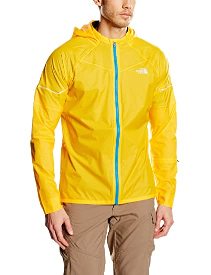 The North Face Storsto Chaleco, Hombre, Amarillo (Winning Yellow), S