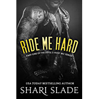 Ride Me Hard: A Biker Romance Serial (The Devil's Host Motorcycle Club Book 1) (English Edition)