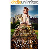 Falling for the Duke: A Regency Romance (The Cranford Sisters Book 1)