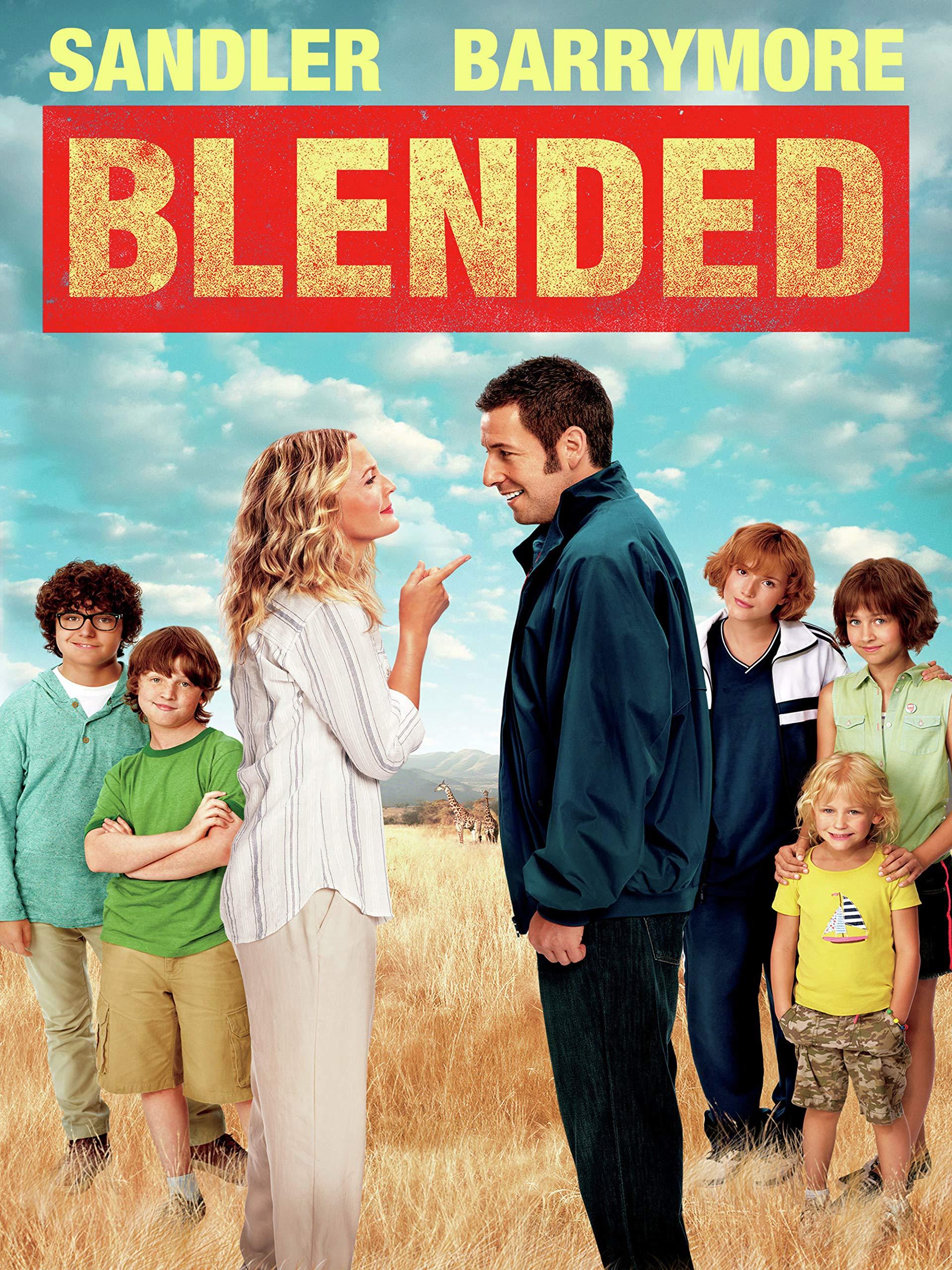 Blended on Amazon Prime Video UK