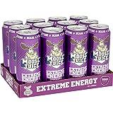 Moose Juice Extreme Energy - Berry (12 x 500ml)