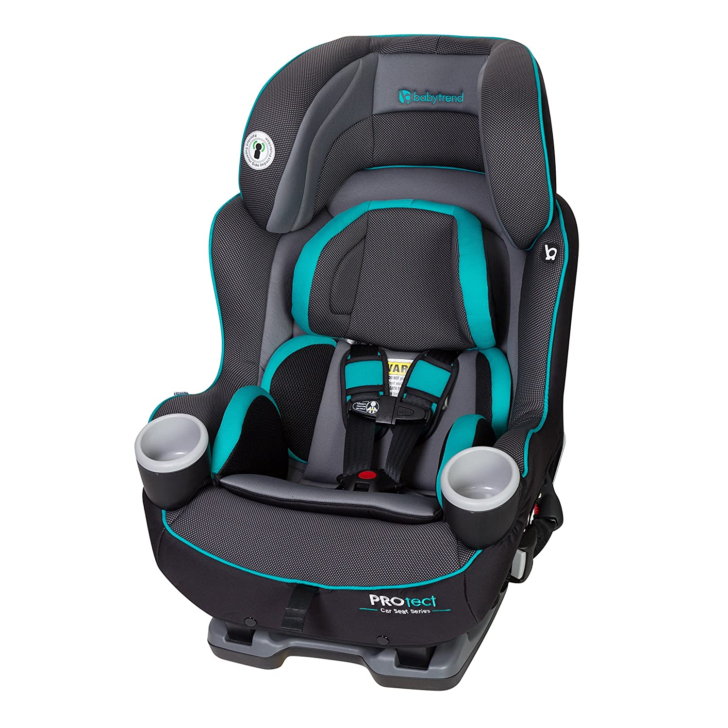 74bbd07a6227 Amazon.com   Baby Trend Protect Series Elite Convertible Car Seat ...