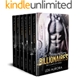 The Stonecutters Billionaires Series: The complete six book set