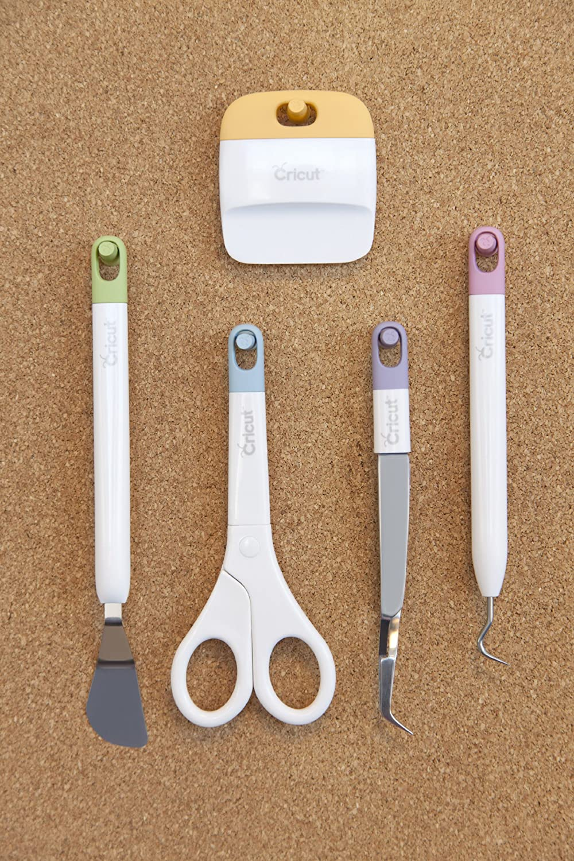 Cricut tools set craft art scraper cutter paper scissors for Paper cutter for crafts