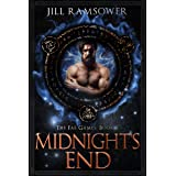 Midnight's End: An Urban Fantasy Enemies to Lovers Standalone Romance (The Fae Games Book 5)