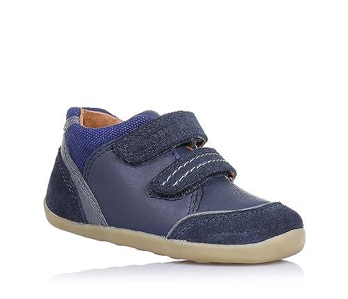 03b139cdd9baa Bobux Navy Tumble Boot  Amazon.es  Zapatos y complementos