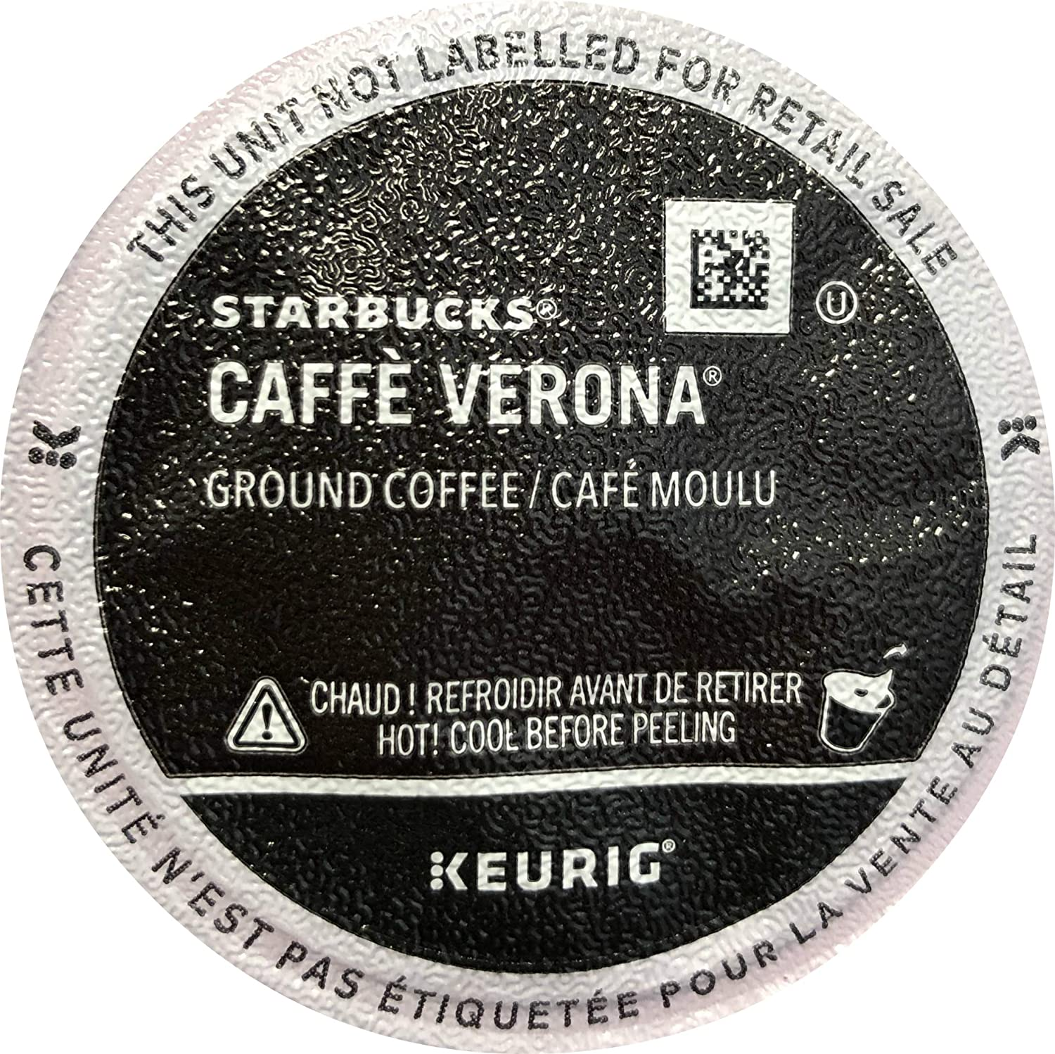 Starbucks Caffe Verona K-Cups, 72 Count (Packaging May Vary)