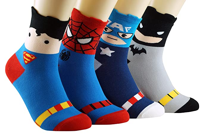 Calcetines MARVEL Justice League Crew