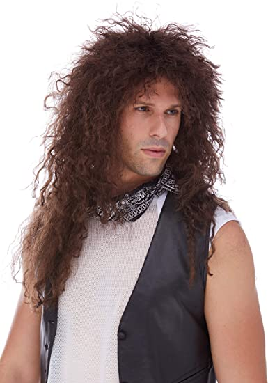 Amazon.com : Heavy Metal - Sepia Wigs 20