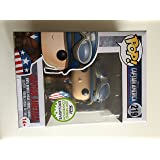 Figurine Funko Pop! Marvel #219 Capitaine America : The First Avenger Captain America (2017 Spring Convention Exclusive)