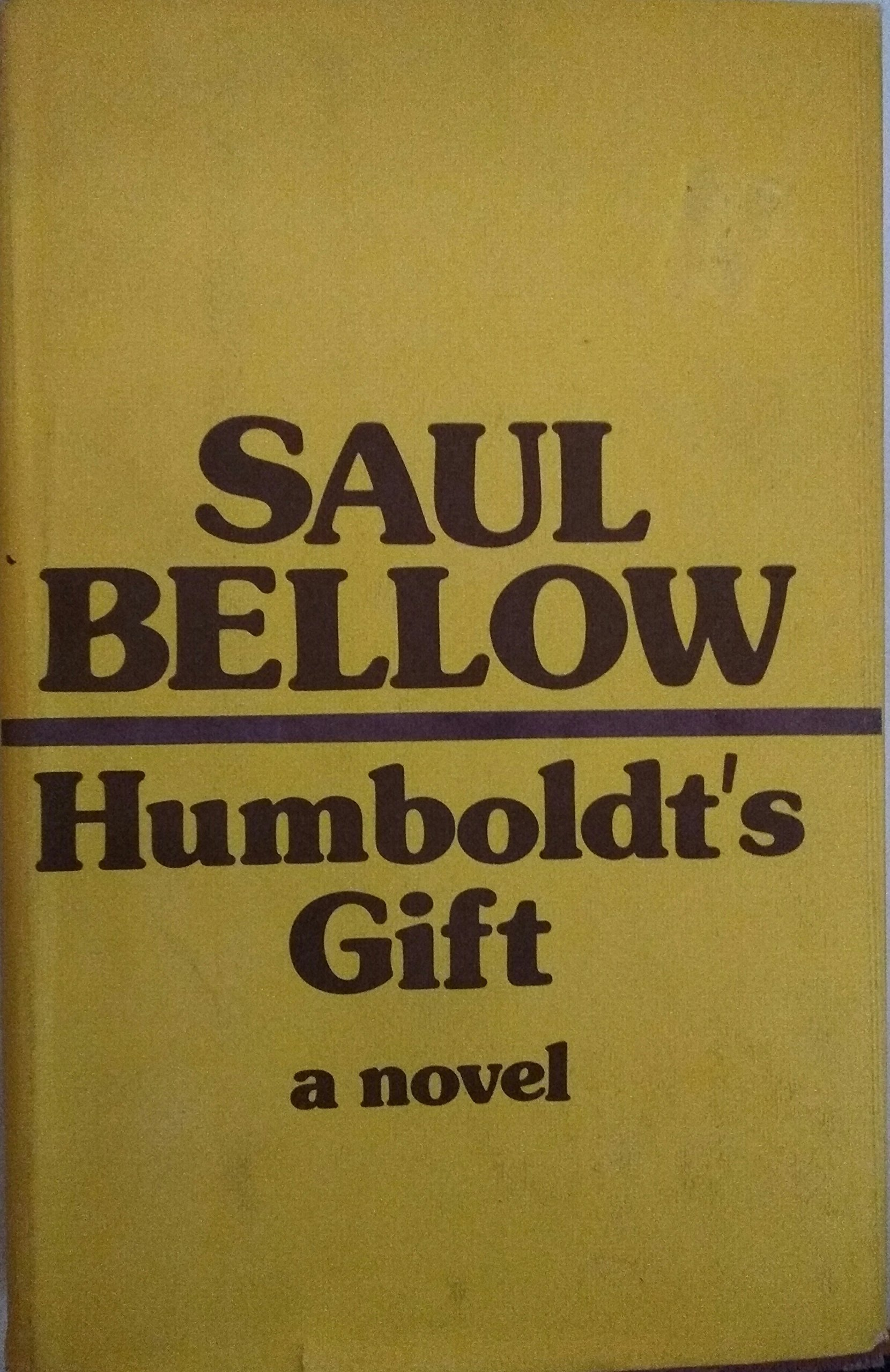 Download Humboldt's Gift PDF