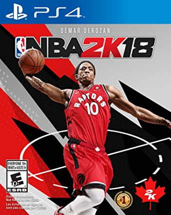 NBA 2K18 Standard Edition Ps4