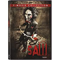 Saw 1-7 Movie Collection