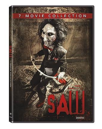 Saw: The Complete Movie Collection Edizione: Stati Uniti Italia DVD: Amazon.es: Bell, Tobin, Bell, Tobin: Cine y Series TV