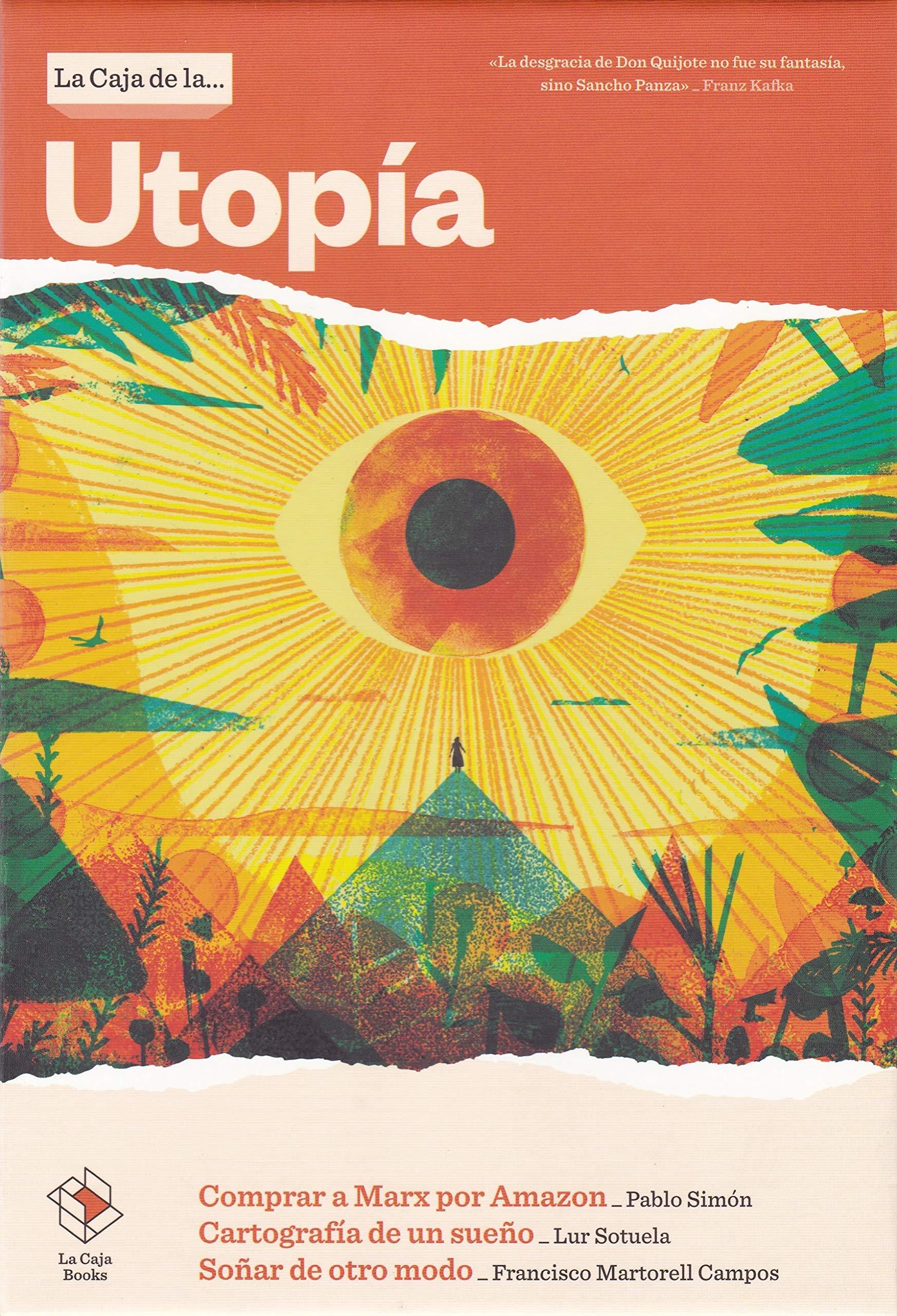 La caja de la Utopía (Cajas): Amazon.es: Simón Lorda, Pablo ...