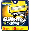 Gillette Fusion5 ProShield Men's Razor Blade Refills, 8 Count