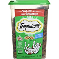 Temptations Treats for Cats - Seafood - 454g