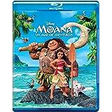 Moana Um Mar De Aventuras [Blu-ray]