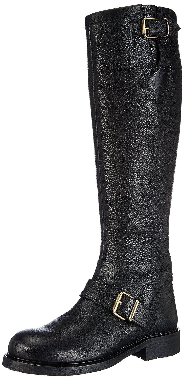 2c29c500178 billi bi Copenhagen Womens 505802 Cold Lined Biker Boots Long Length ...