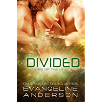 Divided: Brides of the Kindred 10 (Alien Scifi Menage I/R Romance)
