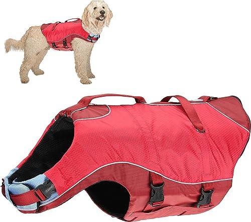 Kurgo Surf-n-Turf Dog Life Jacket