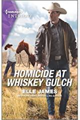Homicide at Whiskey Gulch (The Outriders Book 1) Kindle Edition