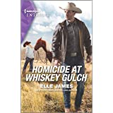 Homicide at Whiskey Gulch (The Outriders Book 1)