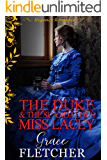 The Duke & The Scandalous Miss Lacey: Regency Romance (Clean & Wholesome Regency Romance Book)