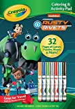 Crayola Rusty Rivets Coloring & Activity Pad, Includes Marker, Gift