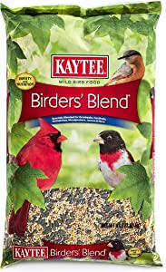 Kaytee 100033756 Birders Blend, 8 Pounds, None