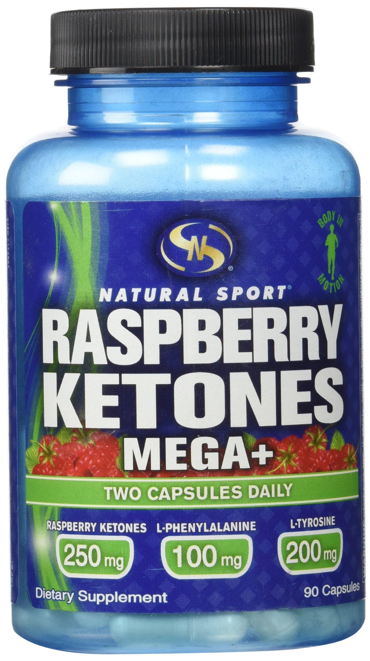 Raspberry Ketones Mega + 90 Capsule