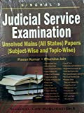 Judicial Service Examination/Unsolved Mains (All States) Papers (Subject-Wise and Topic-Wise)/Civil Judge Exam for Mains
