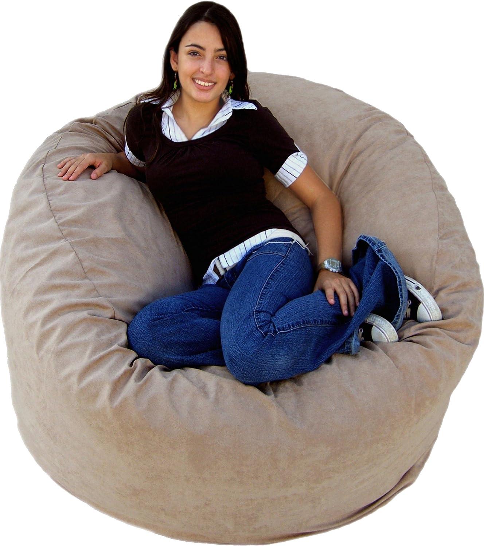 Cozy Sack Bean Bag : Cozy Sack 4 Feet Bean Bag Chair Large ...