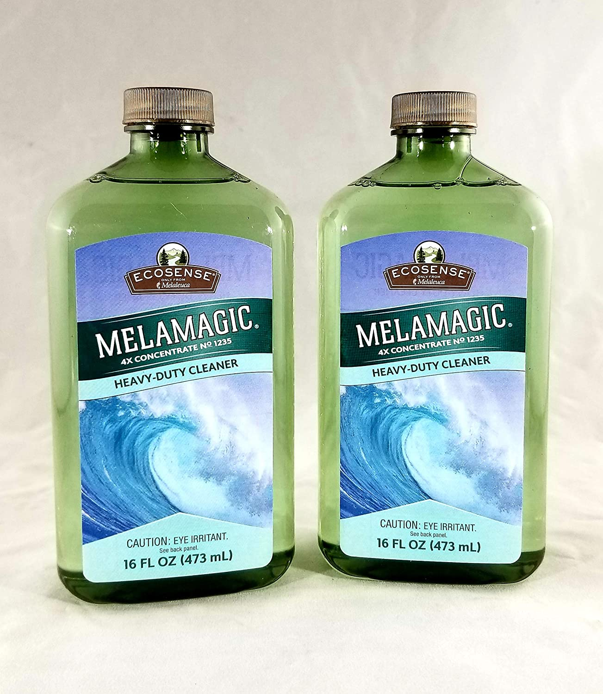 Melaleuca MelaMagic Heavy-Duty Cleaner 16oz - 2 Pack