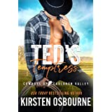 Ted's Temptress (Cowboys of Cauldron Valley Book 5)