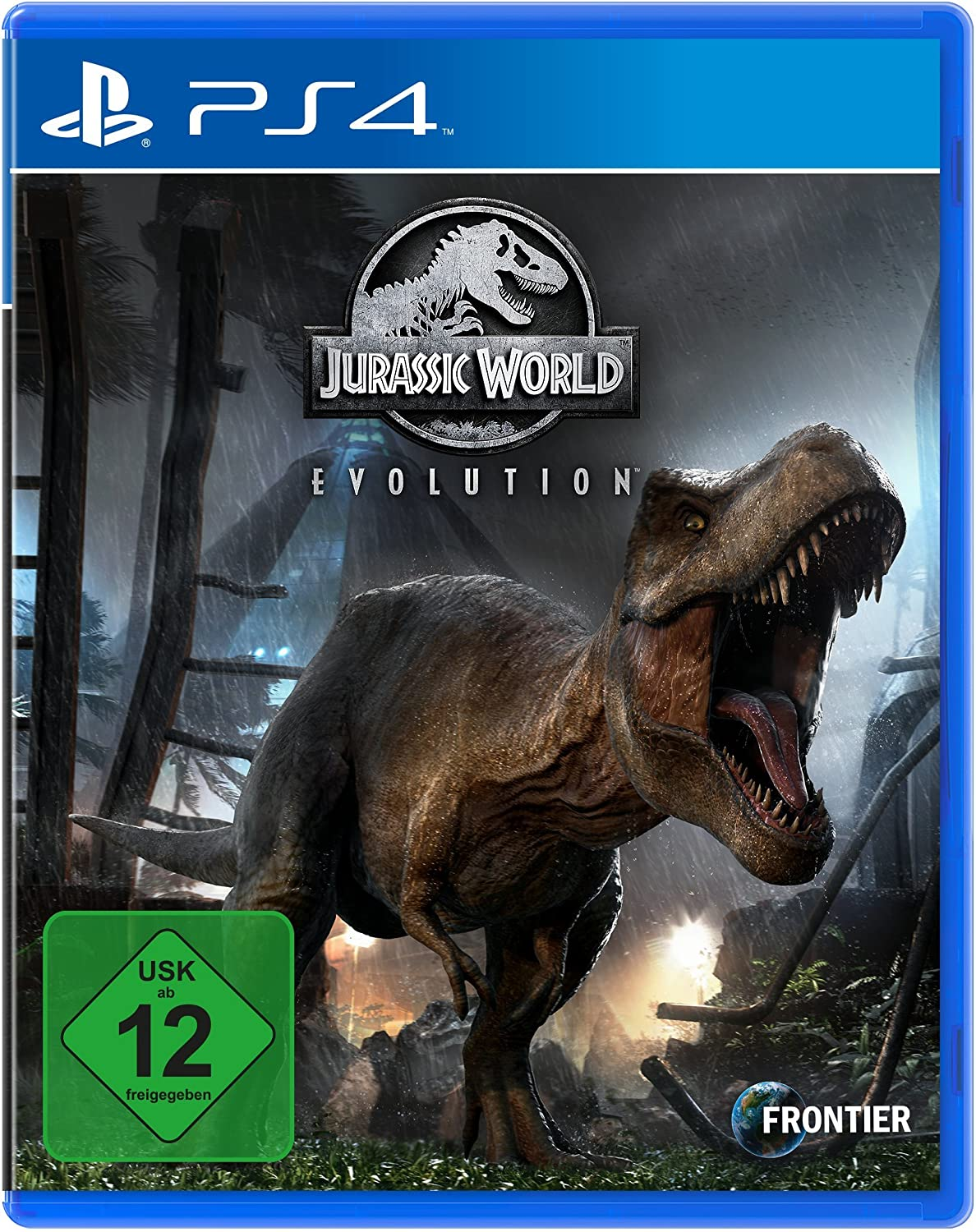 Jurassic World Evolution - PlayStation 4 [Importación alemana]