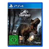 Jurassic World Evolution (PlayStation PS4)