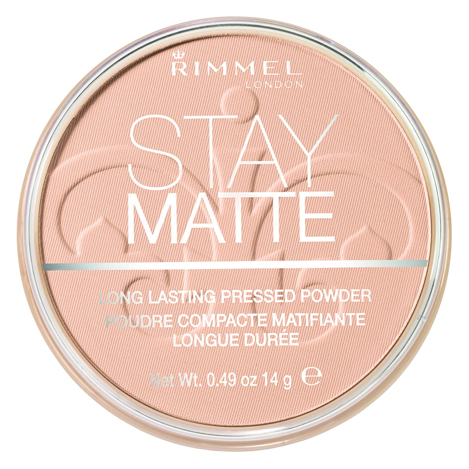 Rimmel Nude Collection Kit with Lasting Finish 1000 Kisses Lip Liner, Lasting Finish Nude Lipstick, Scandaleyes Waterproof Kohl Kajal Eyeliner and Stay Matte Pressed Powder, Multi Coty Beauty