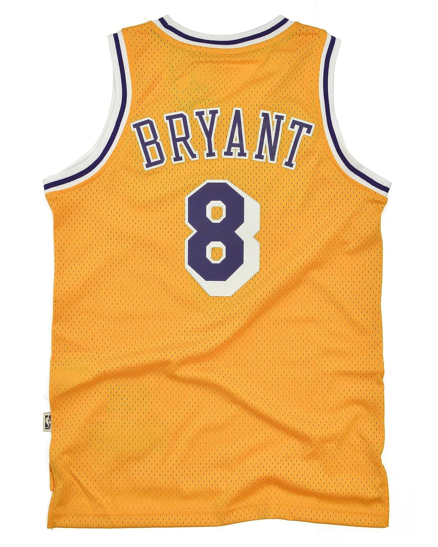 Amazon.com : Los Angeles Lakers #8 Kobe Bryant NBA Soul Swingman
