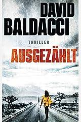 Ausgezählt: Thriller (Die Atlee-Pine-Serie 1) (German Edition) Kindle Edition
