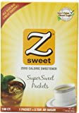 Zsweet All natural supersweet, 100 count, 3.5 Ounce